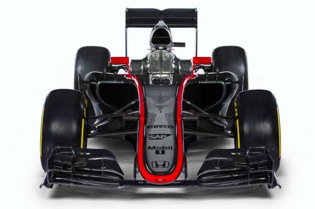 O MP4-30, esperança da McLaren para esta temporada da F-1 (Divulgação)