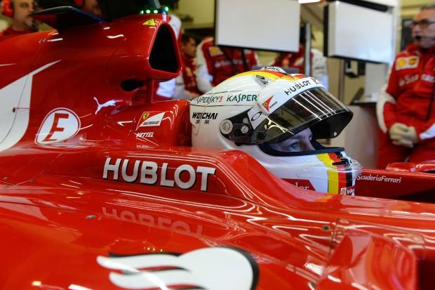 Vettel, que pelo segundo dia seguido foi o mais veloz em Jerez (Divulgação)