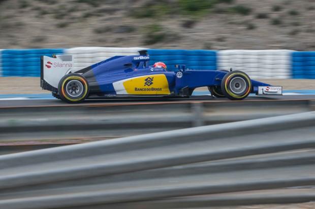 Nasr, o mais veloz da terça em Jerez (Divulgação)